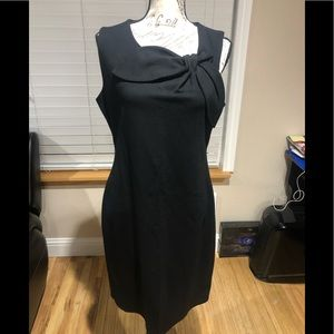 Beautiful banana Republic Black  dress  new 12